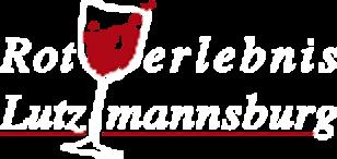 Logo Rotweinerlebnis Lutzmannsburg